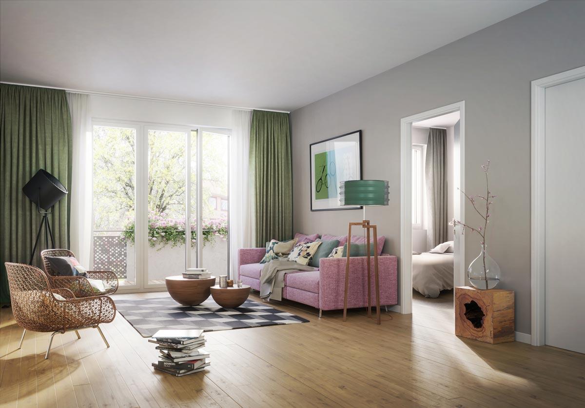 Maisonette Wohnung Wien